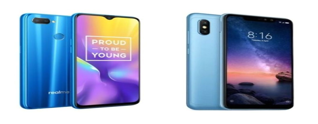 Realme 6 and Realme 6 Pro  are being launched live-stream on 5 March 2020.