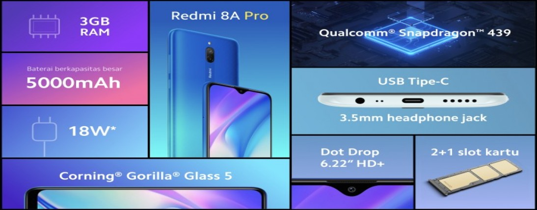 Redmi 8A Pro propelled with double back cameras, 18W quick charging: value, specs, features