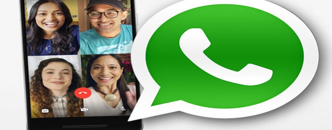 New WhatsApp component: Group video calls with a one-tap