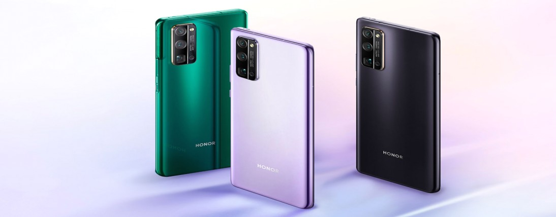 Honor 30, 30 Pro and 30 Pro+ propelled with 5G support.