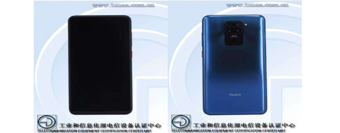 Redmi Note 9 details and pictures spotted on TENAA