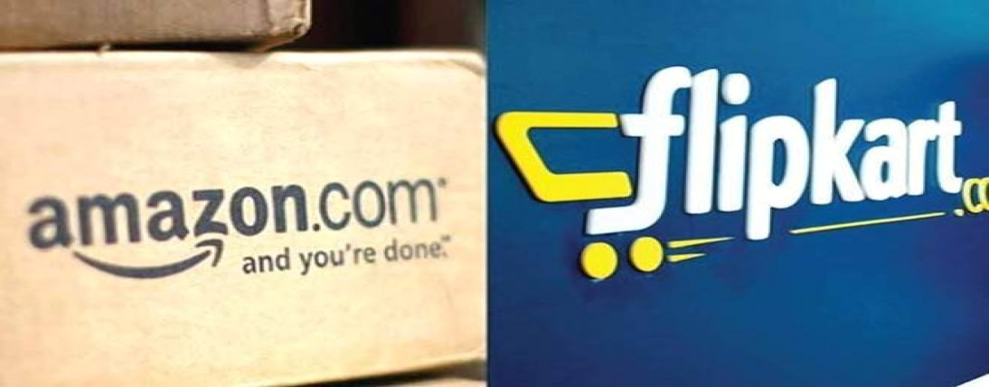 Amazon, Flipkart and other internet business companies can't non-essential products during a lockdow