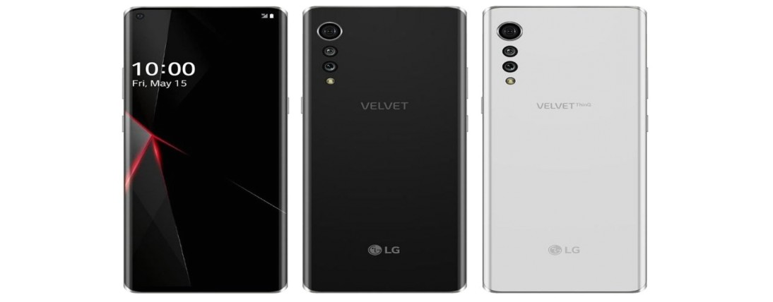 LG Velvet 5G structure and key specs, features uncovered in a video by LG