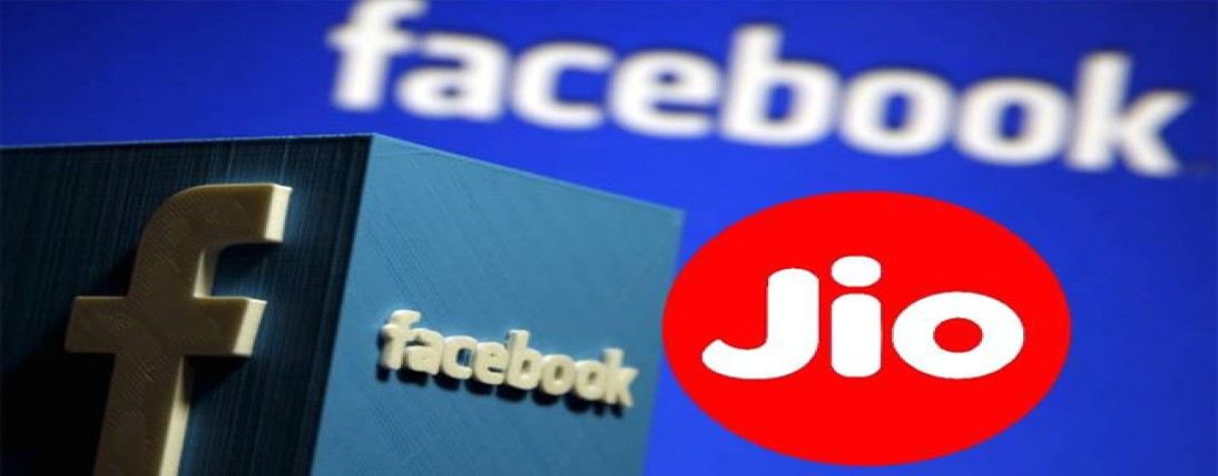 Facebook gets 9.99 percent stake in Reliance Jio in Rs 43,574 Cr