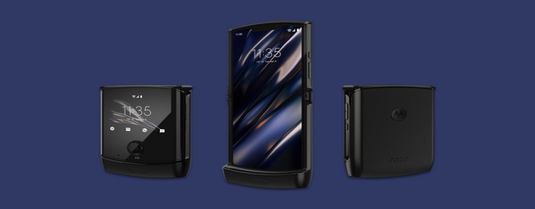 Xiaomi foldable mobile with Moto Razr 2019-like clamshell plan supposedly in the..