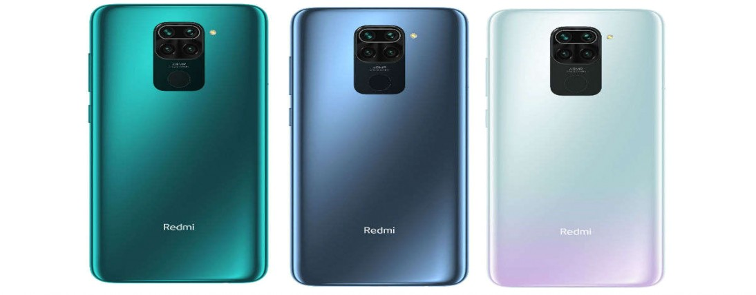 Redmi Note 9, Mi Note 10 Lite launched
