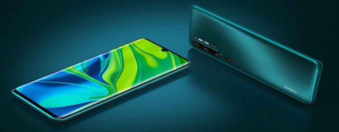 Mi Note 10 Lite with 64MP quad back cameras and 5,260mAh battery