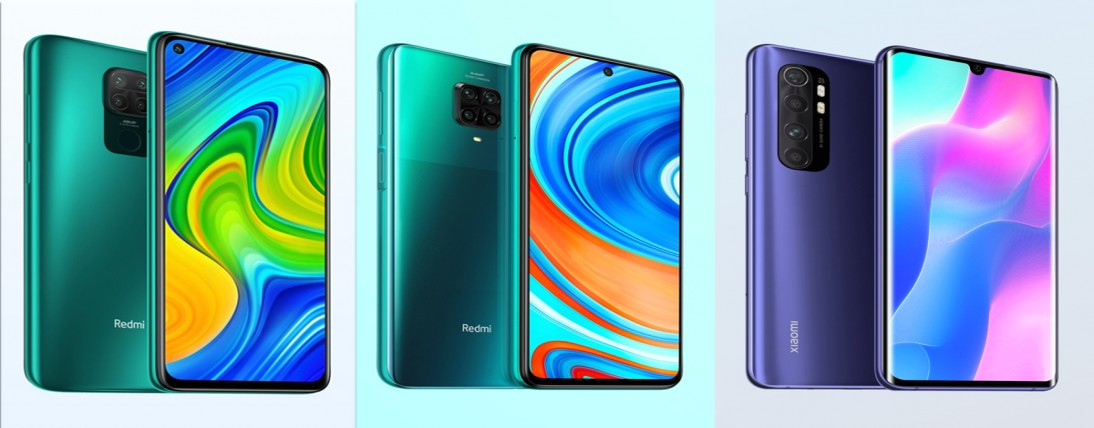 Redmi Note 9 and Note 9 Pro propelled all around with quad cameras