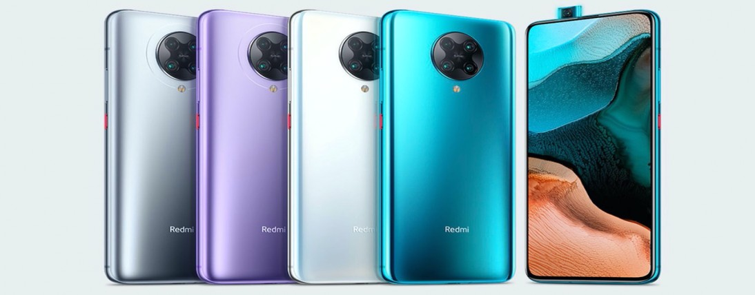POCO F2 Pro available on e-retailer site with Redmi K30 Pro-alike look