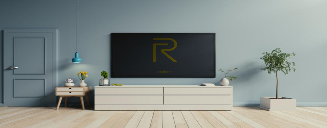 Realme TV structure, details uncovered on Flipkart just before May 25th India launch
