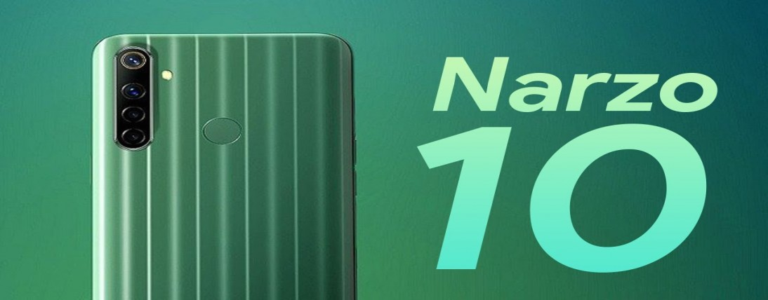 RealmeNarzo 10 first deal in Quite a while today on Flipkart, Realme.com: price,features, specs