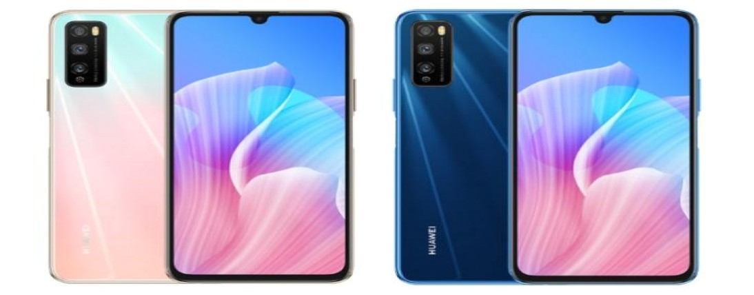Huawei Enjoy Z limited time renders surface in front of May 24th dispatch