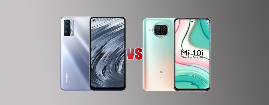 Realme V15 versus Mi 10i: determinations, plan, and costs thought about