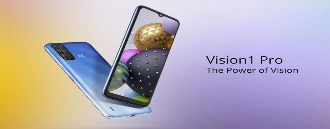 itel Vision 1 Pro spending plan cell phone with HD+ show and Android 10 Go OS