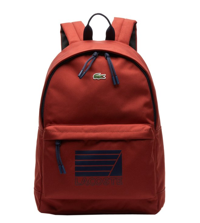 Lacoste Henna Neocroc Fantaisie Large Logo Backpack