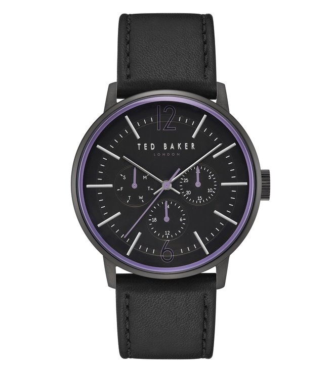 Ted Baker Jason TE15066007 Black Dial Watch For Men