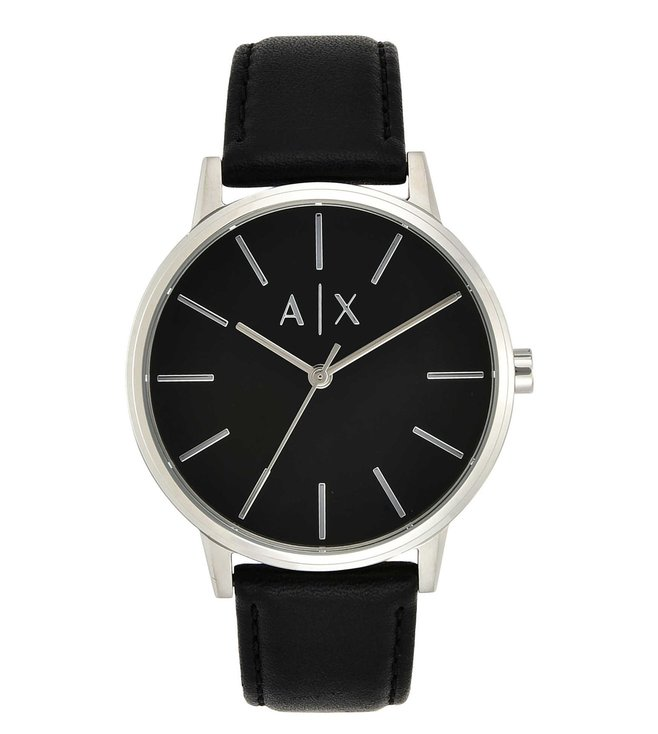 Armani Exchange AX2703 Black Cayde Watch For Men