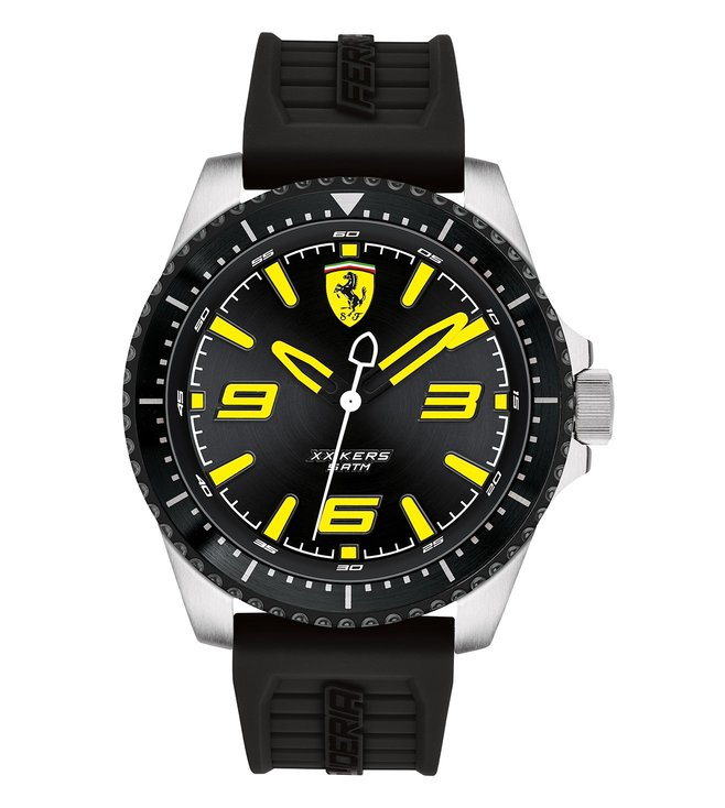 Ferrari 0830487 XX Kers Black Dial Watch for Men